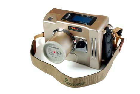 Bezprzewodowy, nowoczesny aparat RTG do zdjęć punktowych zębów