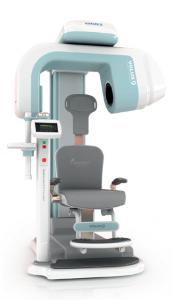 Tomograf stomatologiczny o dużym polu obrazowania