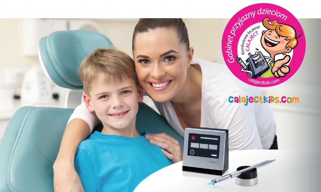 Komfortowe znieczulenie komputerowe dla doroslych i dzieci