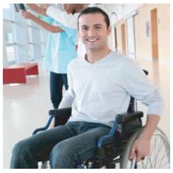 Tomograf PAPAYA CT badanie osób na wózkach inwalidzkich