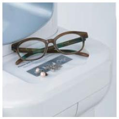 Tomograf PAPAYA CT dopracowane detale - półka na bizuterie, okulary, inne