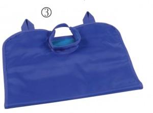 Fartuch ochronny dla dzieci z kołnierzem 0.25 mm (eq.pb)