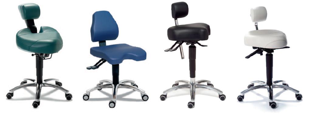 Medyczne i stomatologiczne holenderskie krzesła ergonomiczne BQE