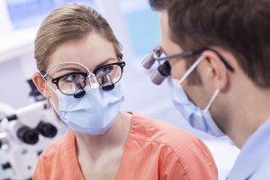 Lupy indywidualne stomatologiczne ExamVision