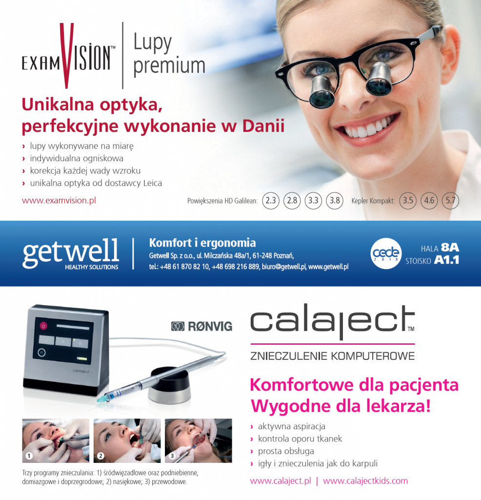 lupy indywidualne ExamVision CEDE 2018