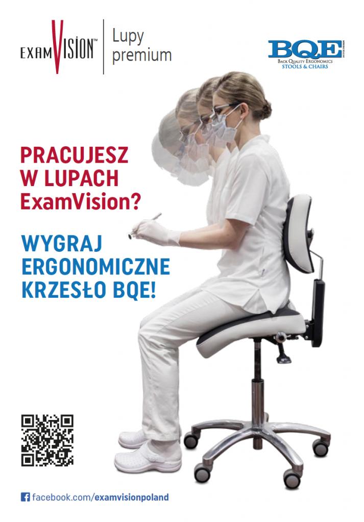 Konkurs ergonomia z ExamVision i BQE