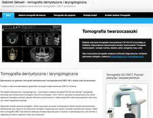 Gabinet tomografii Poznań