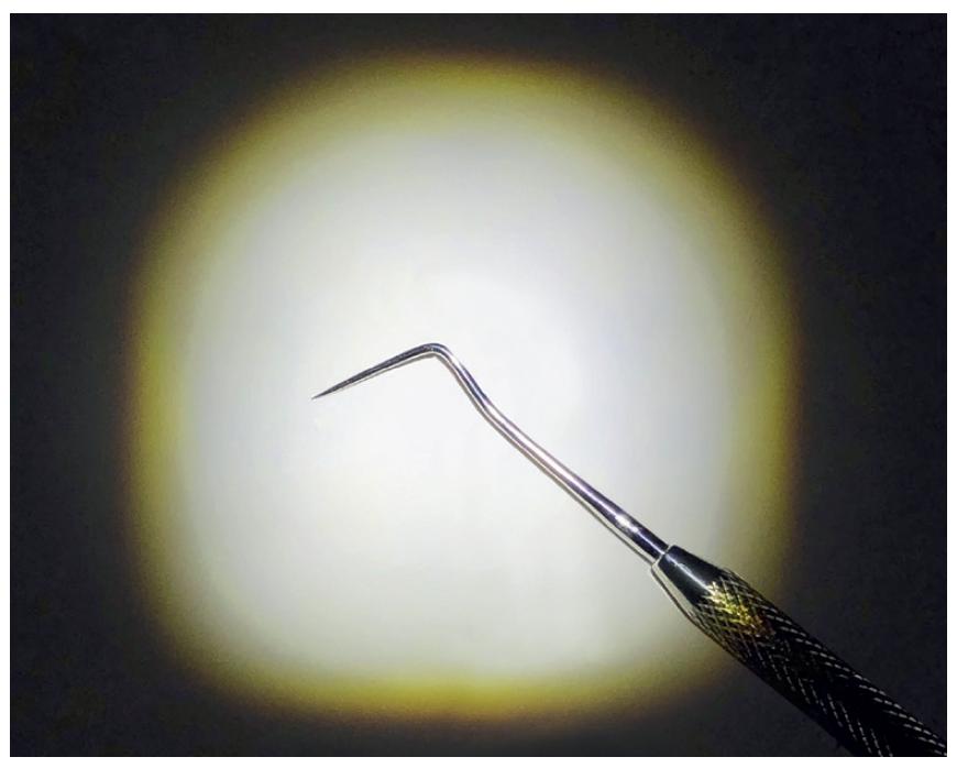 Oświetlenie lampy ExamVision Nano